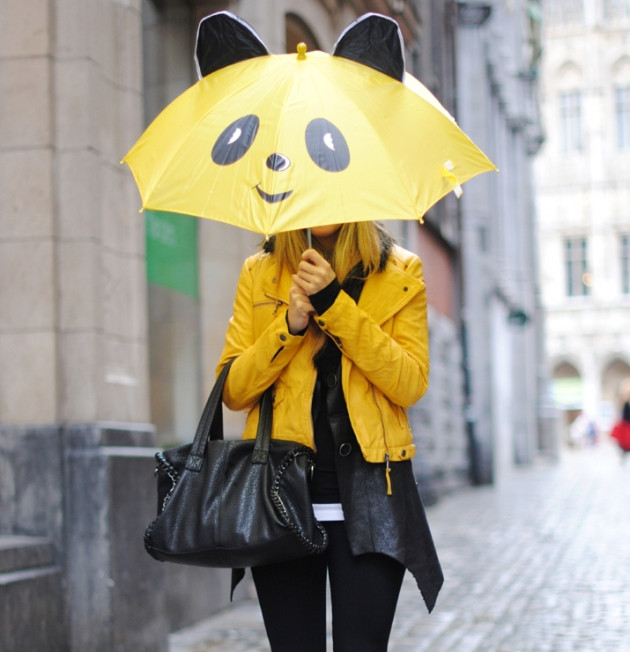 Rainy outfit