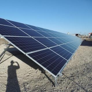 古河市太陽光発電設備