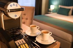 Superior Room Coffee