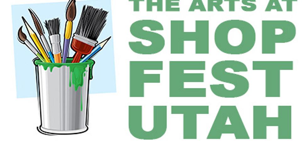 Arts at Shopfest Utah 2019