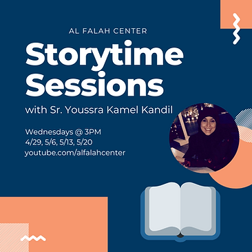 Storytime Sessions Ramadan 2020