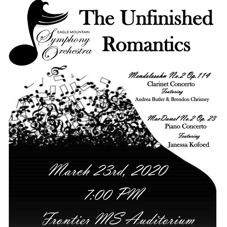 The Unfinished Romantics
