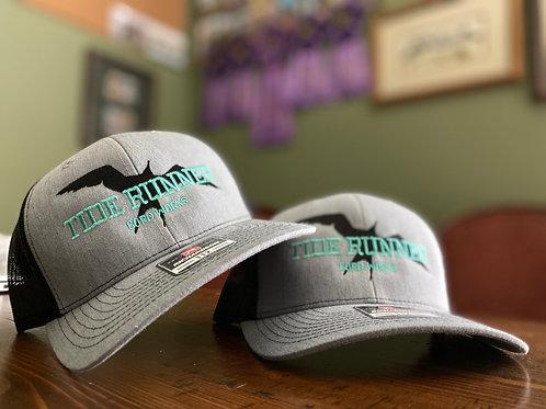 Flatbill trucker hat
