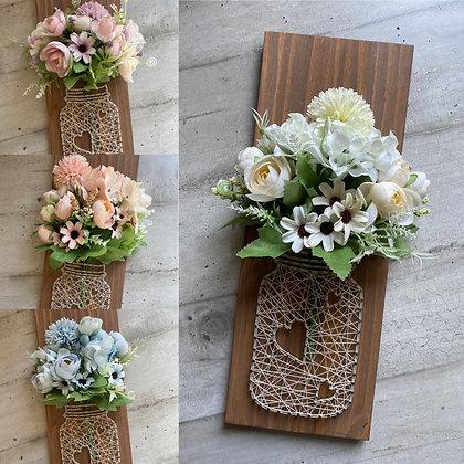 Bouquet fleurs mélangées