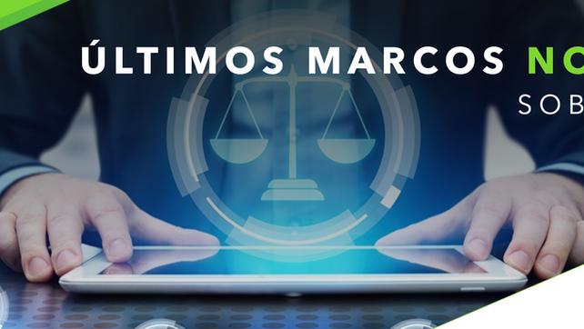 [LGPD] Últimos marcos no Brasil e no mundo