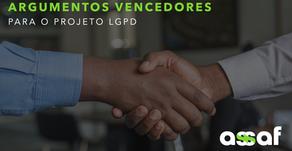 Conheça 5 vantagens e tenha argumentos vencedores para aprovar o projeto da LGPD