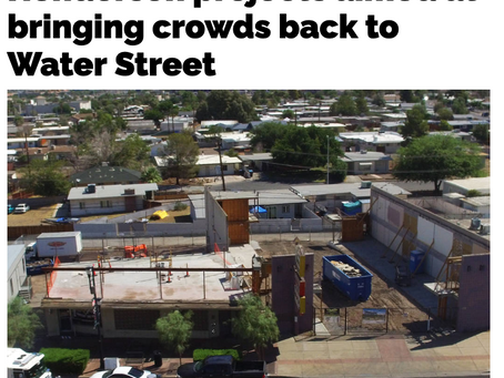 Henderson Project Aimed At Bringing Crowds Back To Water Street