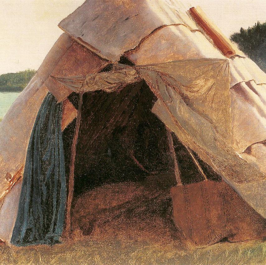 Eastman_Johnson_-_Ojibwe_Wigwam_at_Grand_Portage_-_ebj_-_fig_22_pg_41