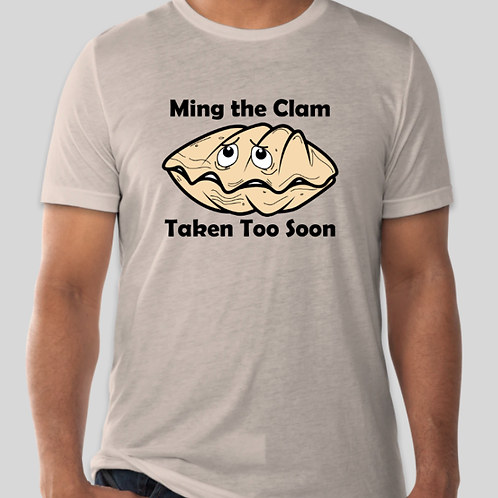 Ming the Clam T-Shirt
