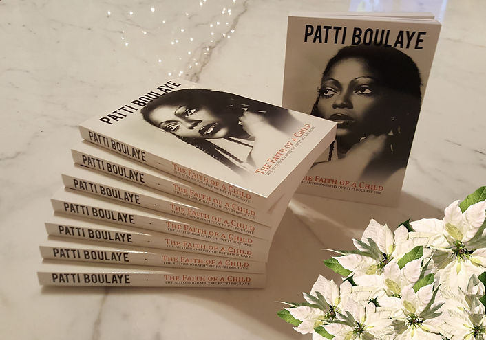 The Faith of a Child by Patti Boulaye OBE