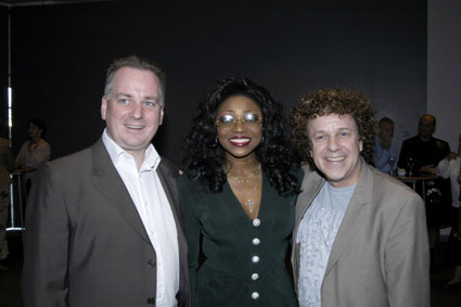 Lord McConnell, Patti & Leo Sayer