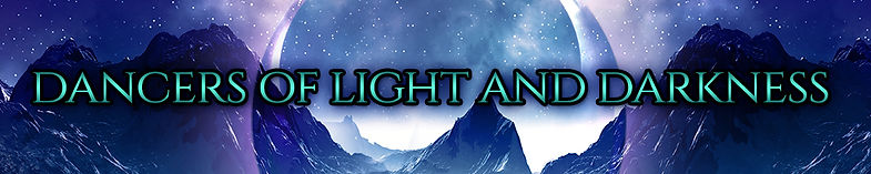 dancersoflight website for Dancers of Light and Darkness, the epic fantasy series by Stan Sudan