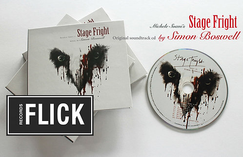 Stage Fright CD