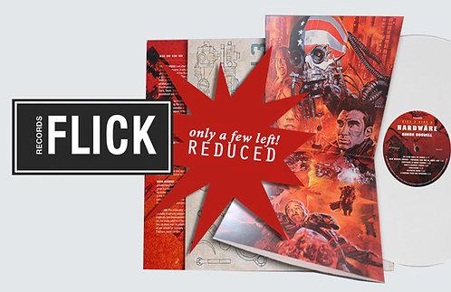 SIGNED Hardware double album, BLACK VINYL,LIMITED EDITION