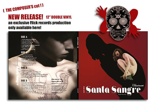 SANTA SANGRE, SIGNED! EARLY BIRD,Special Edition
