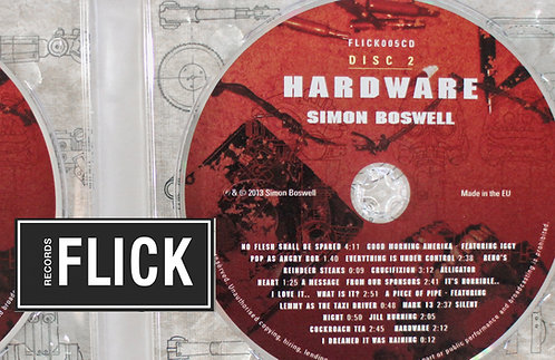 Hardware double CD