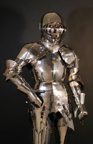 English Harness (1470's)