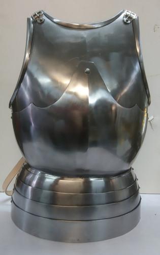 milanese export breastplate