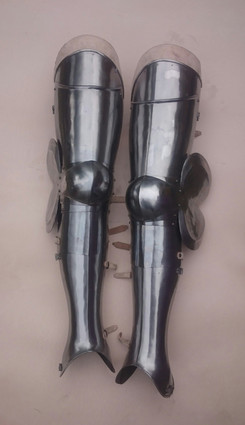 Milanese Leg Armour