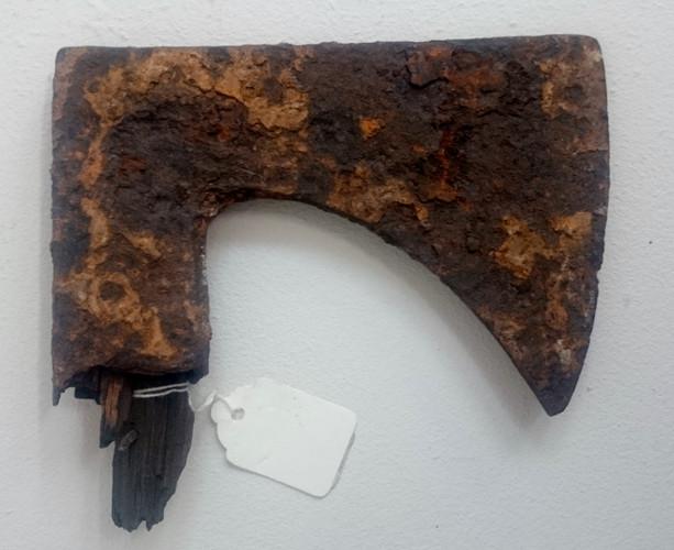 14th Century axe head