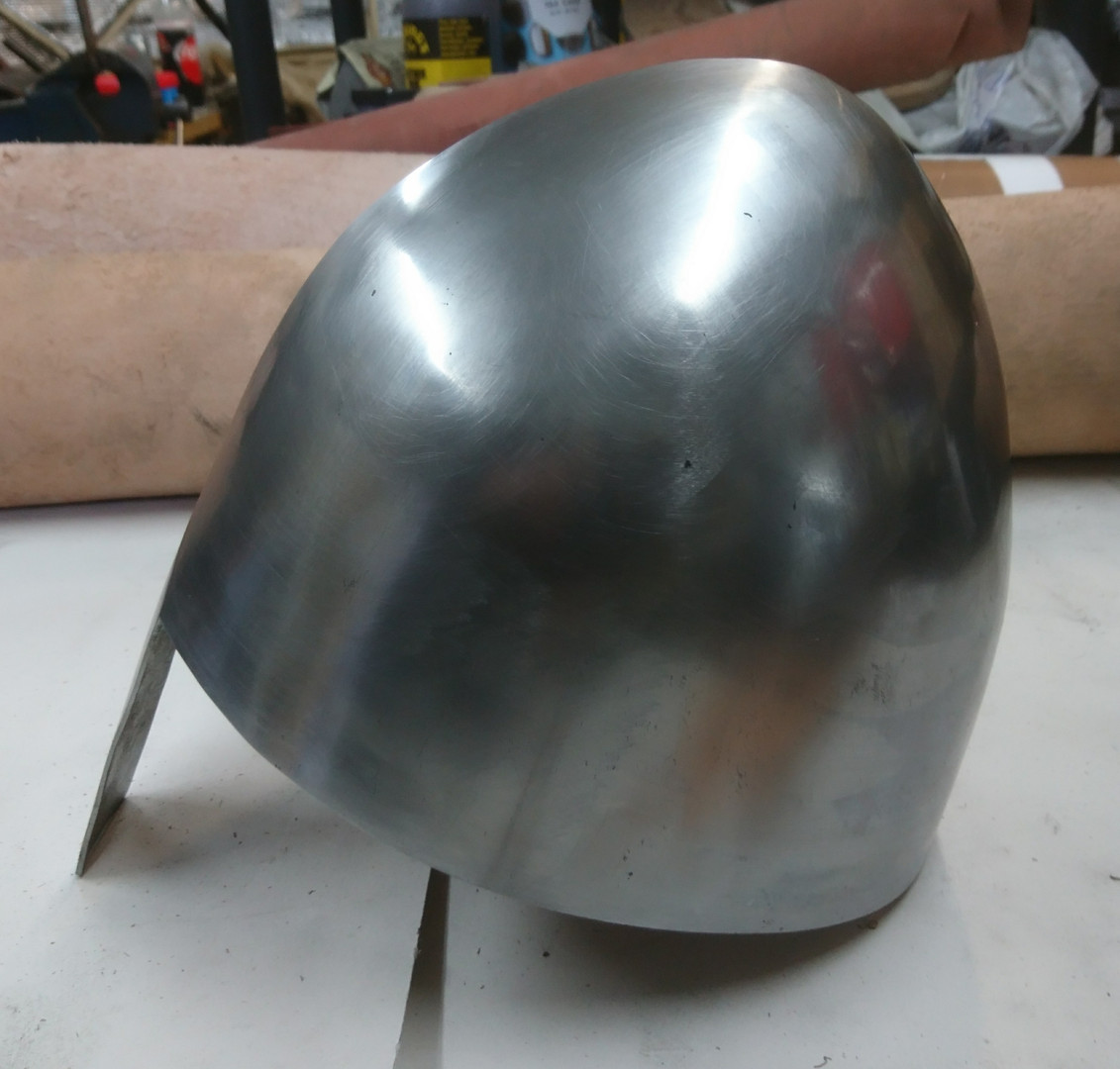 Norman Conical Helmet