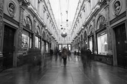 Self portrait Brussels