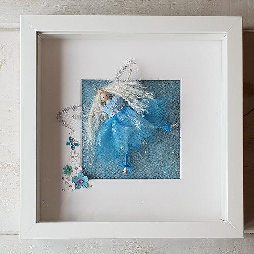 Blue Sparkly Fairy