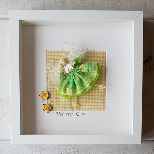 Green Petal Fairy