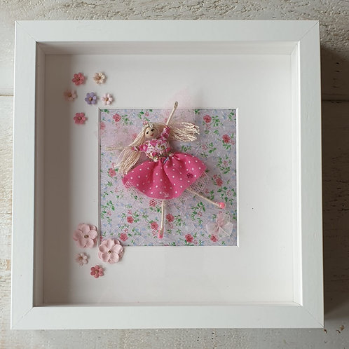 Pink Spring Fairy
