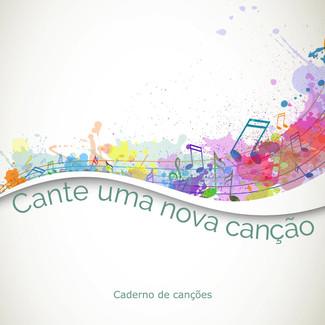 Caderno de Canções digital já está disponível na Amazon