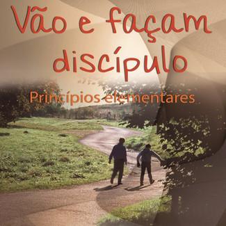 """Lançamento do livro """"Vão e façam discípulos"""" na Amazon"""