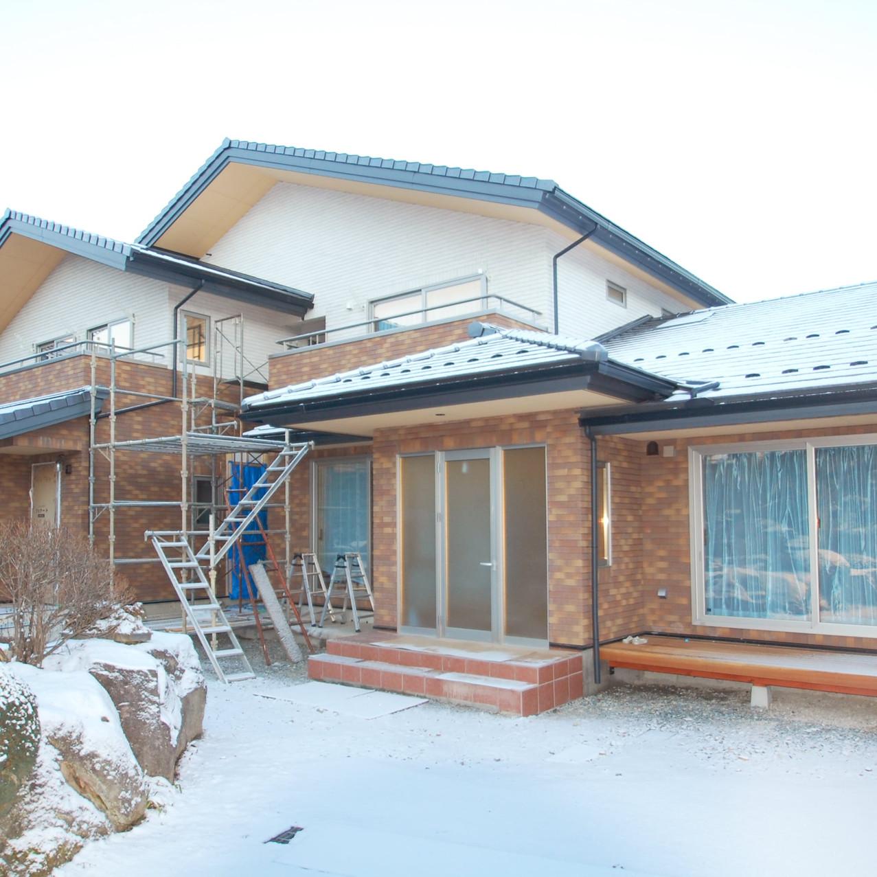 K邸_なかじま建築