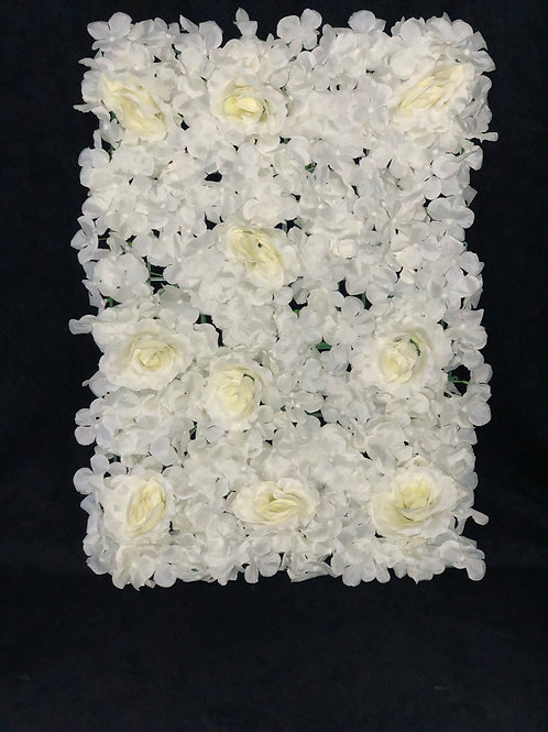 Flower Panel w/Rose