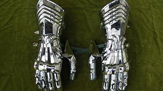 Steel Gauntlets RG 1.3