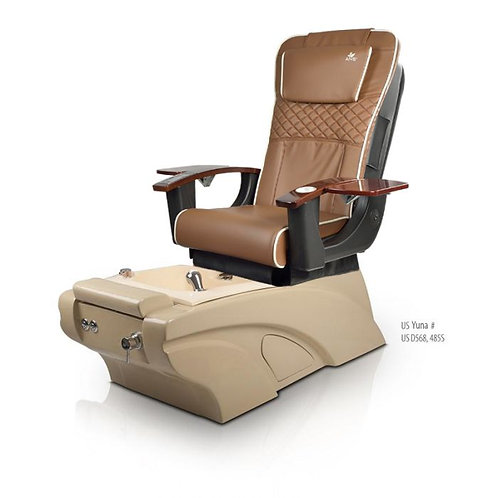 YUNA PEDICURE SPA WITH ANS 18 MASSAGE CHAIR