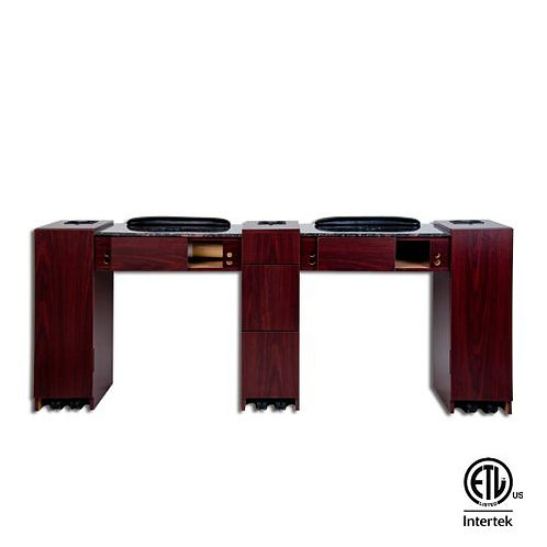 IMC DOUBLE VENTED MANICURE TABLE-AF
