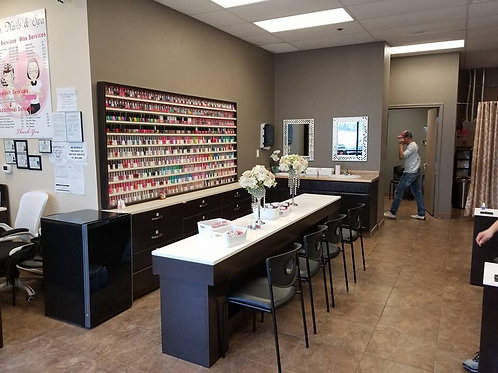 024 - Ms Nails and Spa, Gonzales, TX 04-2018