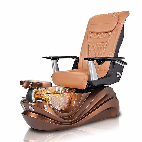 Trianna Bronze/ T-920 with Timeless Massage Chair
