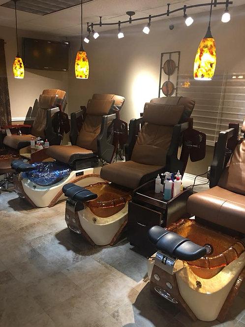 020 - Pfinesse Salon and Spa, Houston, TX 03-2018