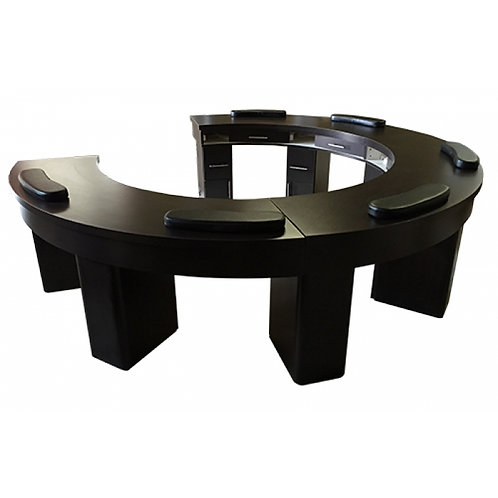 Manicure Table-Model # MBS-3000-BS