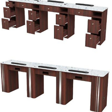 AVON I TRIPLE MANICURE TABLE WITHOUT EXHAUST-AY
