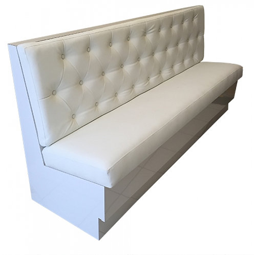 Customer bench Chair-Model # BC-100-BS