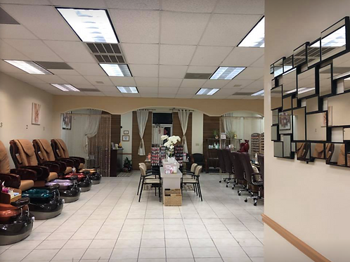 030 - Angel's Nails Spa, Houston, TX 06-2018