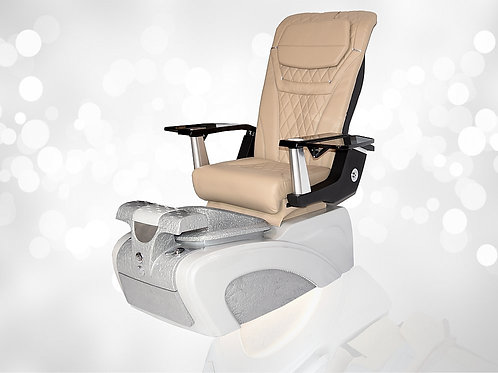 T-700 Silver 3D with T-Timeless / 3D Pedicure Chair