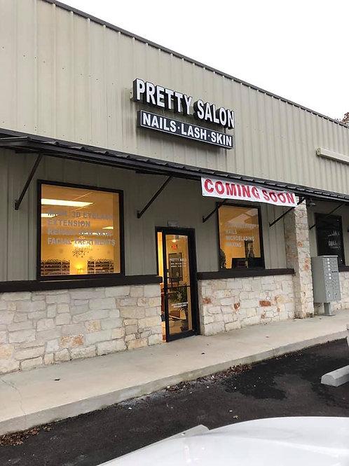037 - Pretty Salon, Houston, TX 10-2018