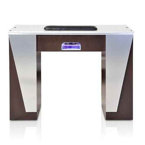 VOLTRON MANICURE TABLE WITH HI-POWER LED LIGHT-AF