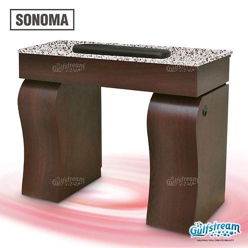 SONOMA SINGLE NAIL TABLE-GS