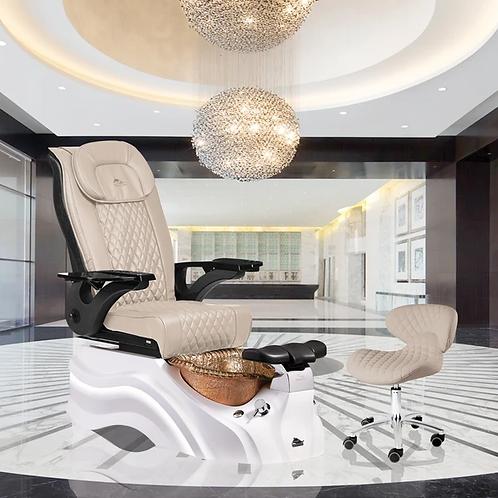 Pleroma Pedicure Chair-W
