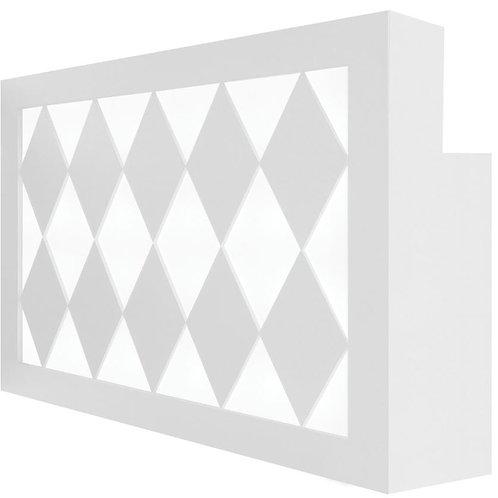 Valentino Lux Diamond Wood Reception