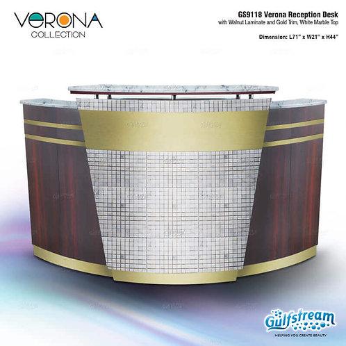 GS9118 VERONA RECEPTION DESK-GS
